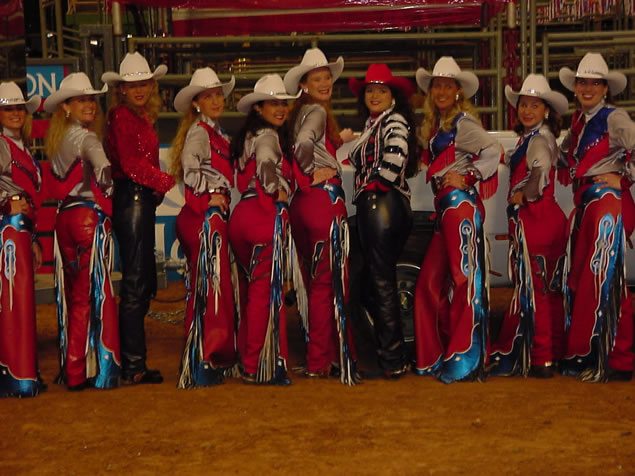 and the FSU Cowgirls